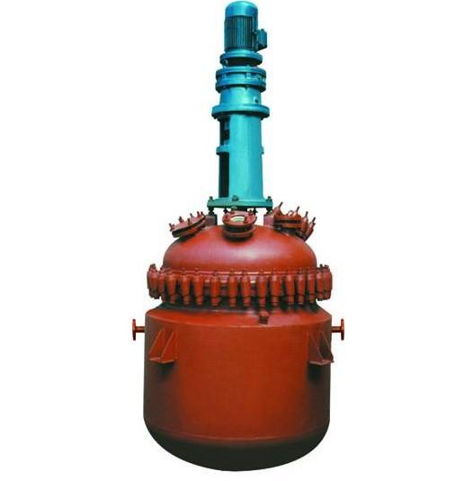 广州电加热搪瓷反应釜