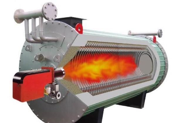 有机热载体炉