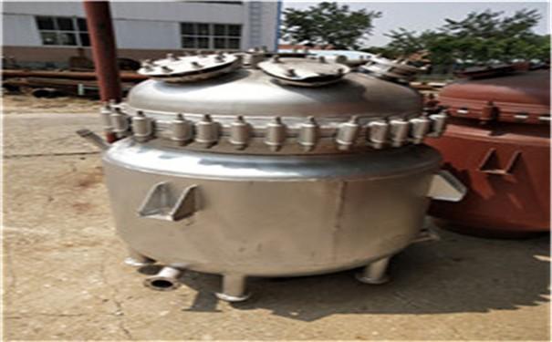 500l电加热不锈钢反应釜