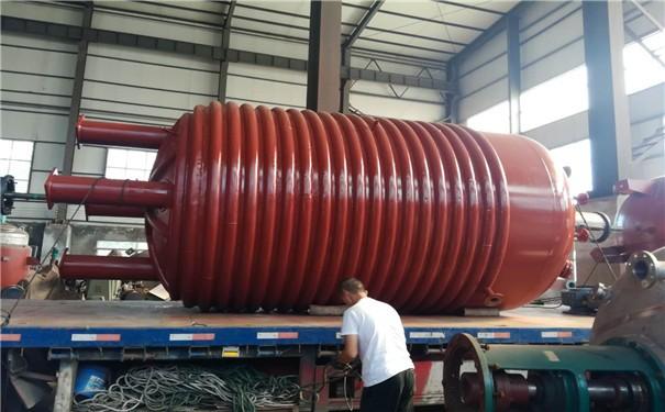 20吨不锈钢反应釜价格